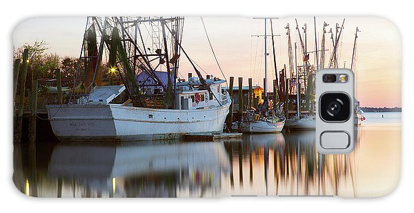 At Rest - Shem Creek Galaxy Case