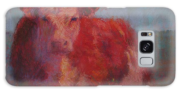 At Rest Galaxy Case by Susan Williamson