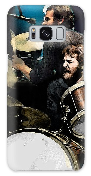 At The Helm  Levon Helm  Galaxy Case