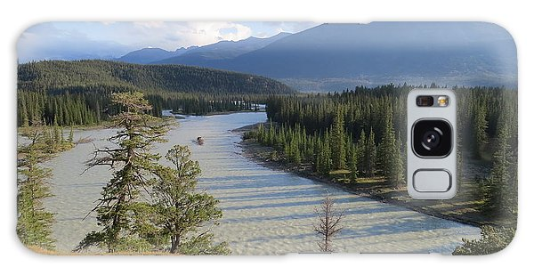 Athabasca River - Jasper Galaxy Case