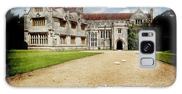 Athelhamptom Manor House Galaxy Case