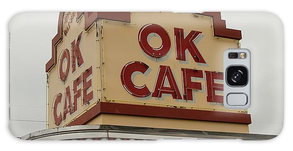 Atlanta Classic Ok Cafe Atlanta Restaurant Art Galaxy Case