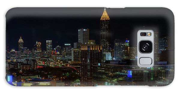Atlanta Nights Galaxy Case