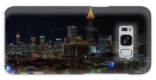 Atlanta Nights Galaxy Case