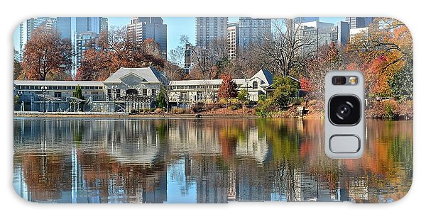 Atlanta Reflected Galaxy Case by Frozen in Time Fine Art Photography