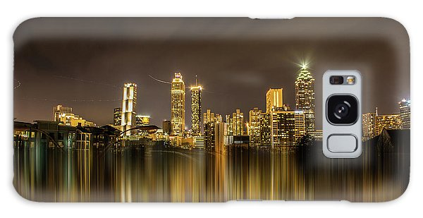 Atlanta Reflection Galaxy Case