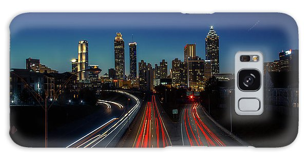 Atlanta Skyline 1 Galaxy Case