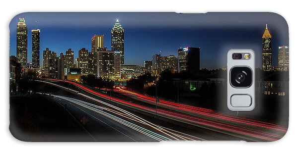 Atlanta Skyline 2 Galaxy Case