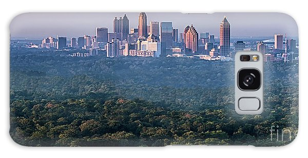 Atlanta Skyline Galaxy Case