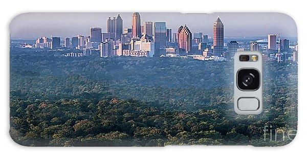 Atlanta Skyline Galaxy Case