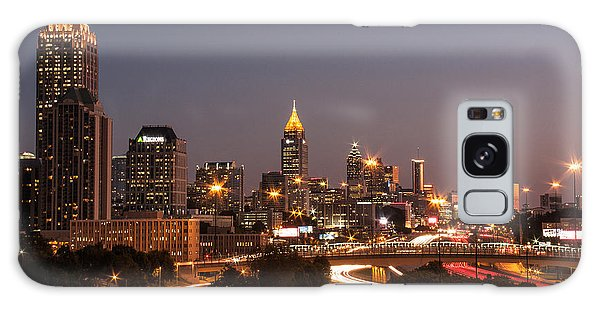 Atlanta Skyline - Scad Galaxy Case