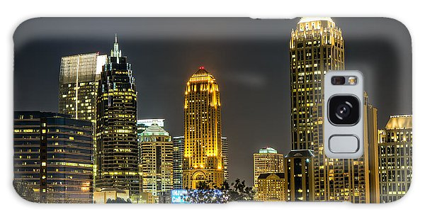 Atlanta Skyscrapers  Galaxy Case