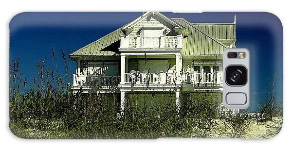 Atlantic Beach House Galaxy Case