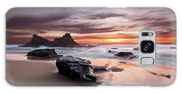 Atlantic Seashore Galaxy Case by Jorge Maia
