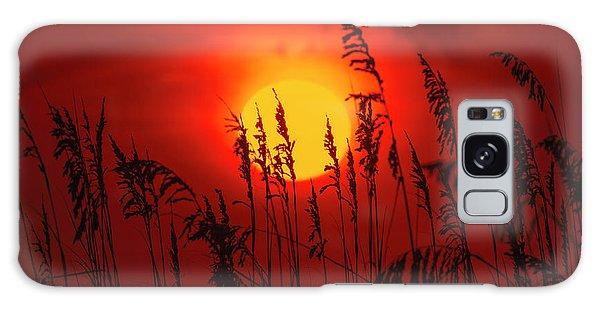 Atlantic Sunrise #2 Galaxy Case