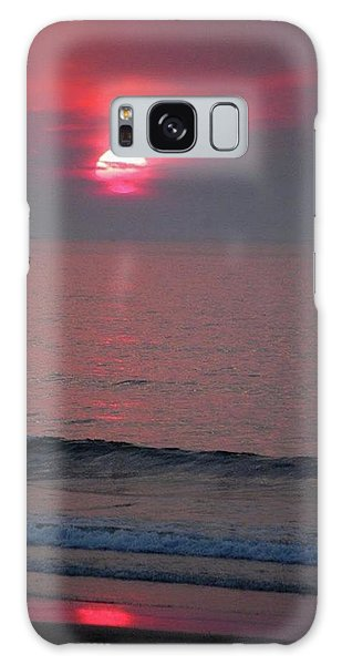 Atlantic Sunrise Galaxy Case