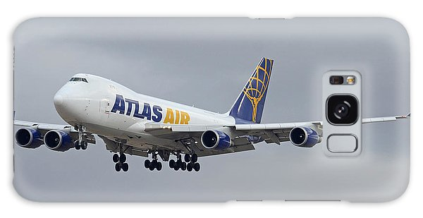 Atlas Air Boeing 747-47uf N415mc Phoenix Sky Harbor December 23 2015  Galaxy Case