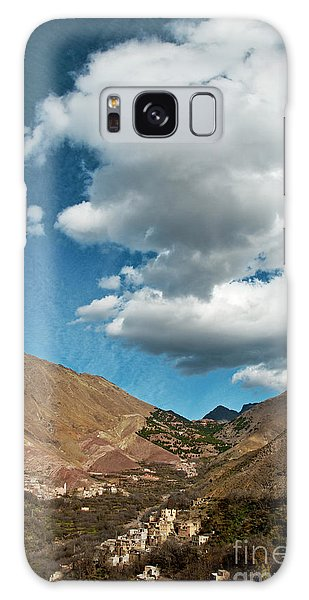 Atlas Mountains 2 Galaxy Case by Marion Galt