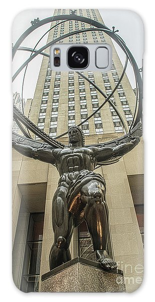 Atlas Rockefeller Center Galaxy Case