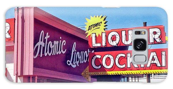 Atomic Liquors Galaxy Case