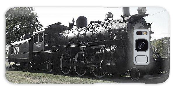Atsf 2-6-2 Locomotive 1079 Diminished Galaxy Case