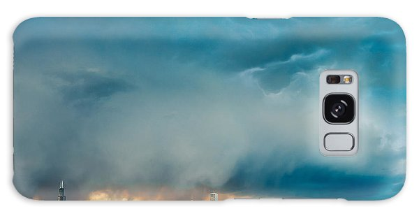 Cloud Galaxy Case - Attention Seeking Clouds by Cory Dewald