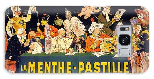 Au Tribunal De La Haye La Menthe Pastille Vintage Galaxy Case