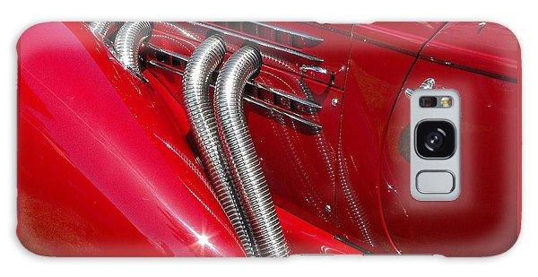 Auburn Speedster Galaxy Case