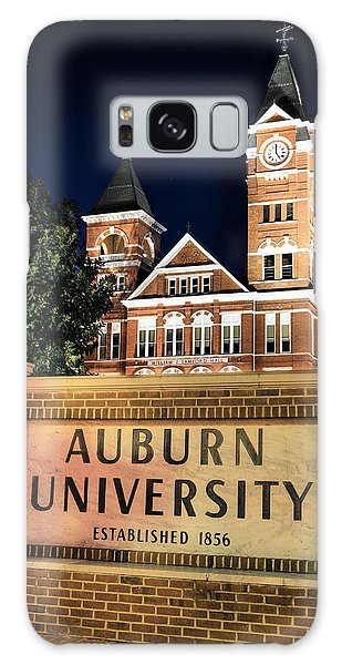 Auburn University Galaxy Case by JC Findley