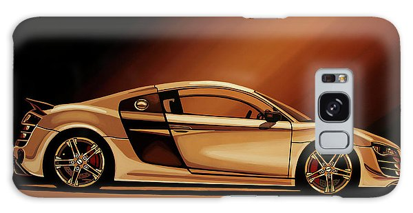 Automobile Galaxy S8 Case - Audi R8 2007 Painting by Paul Meijering
