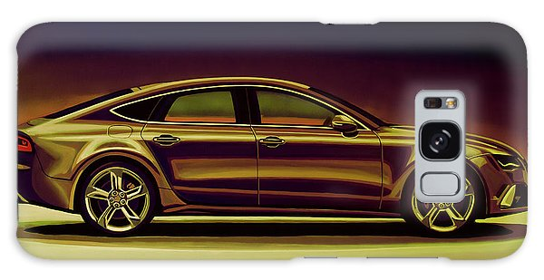 Automobile Galaxy Case - Audi Rs7 2013 Mixed Media by Paul Meijering