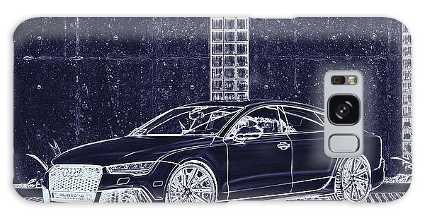 Audi Rs7 Vossen  Galaxy Case