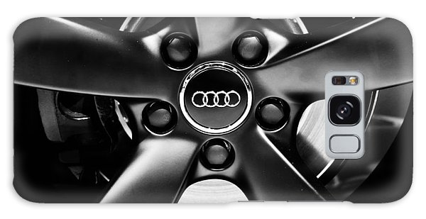 Audi Wheel  Monochrome Galaxy Case
