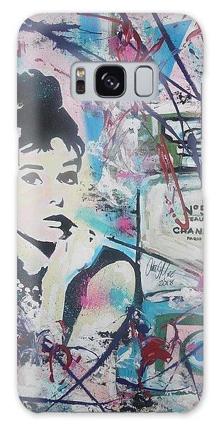 Audrey Chanel Galaxy Case