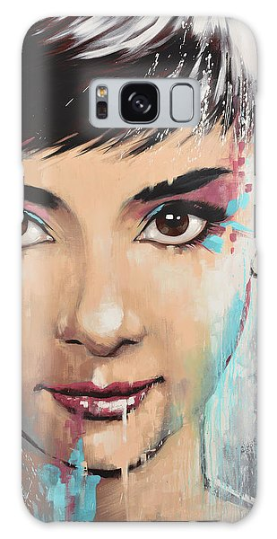 Audrey Galaxy Case