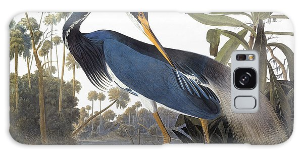 Audubon Heron, 1827 Galaxy Case
