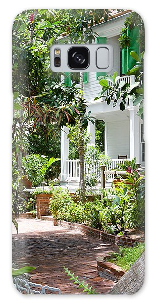 Audubon House Entranceway Galaxy Case