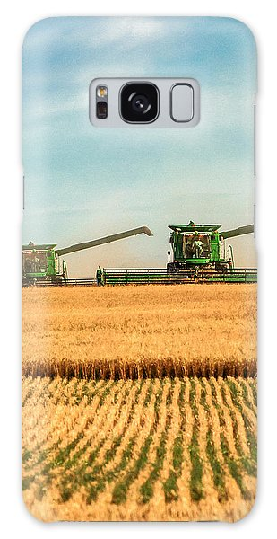 Augers Out Galaxy Case