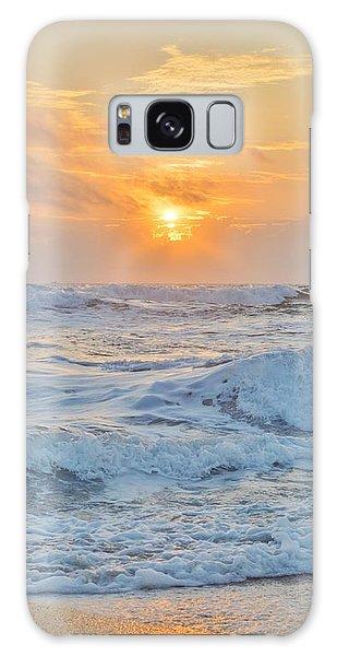 August 28 Sunrise Galaxy Case