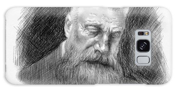 Auguste Rodin Galaxy Case