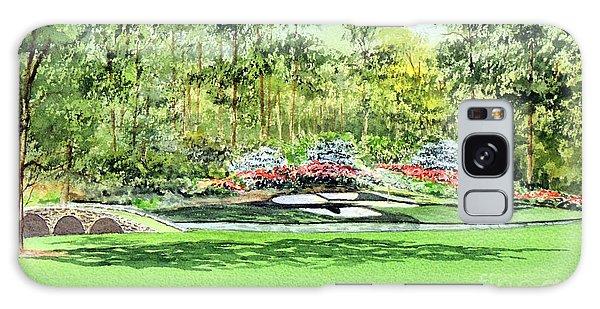 Augusta National Golf Course Galaxy Case