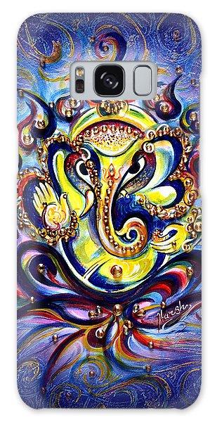 Aum Ganesha - Bliss Galaxy Case