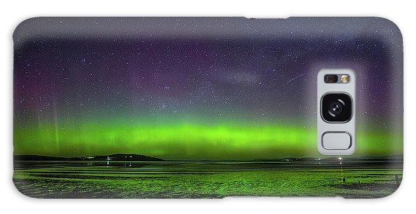 Aurora Australia Galaxy Case