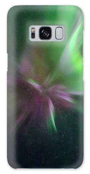 Aurora Borealis Corona Galaxy Case