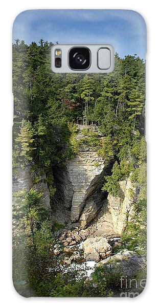 Chasm Galaxy Case - Ausable Chasm by David Lee Thompson