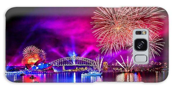 Colours Galaxy Case - Aussie Celebrations by Az Jackson