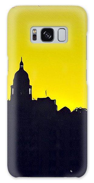 Austin Capital At Sunrise Galaxy Case