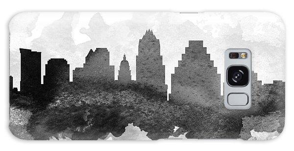 Austin Cityscape 11 Galaxy Case