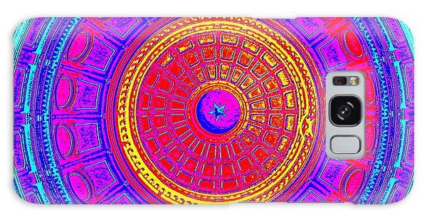 Austin Dome - D Galaxy Case by Karen J Shine