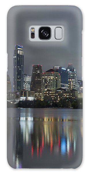 Austin Reflections Galaxy Case